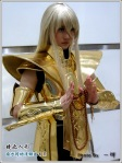 Nice costume pal! he is even blind! (Saint Seiya)