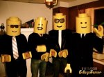 From the office to the party (Lego)