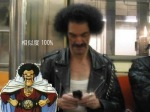 He is no a cosplay.. this guy is REAL!! ajajjaa (Dragon Ball)